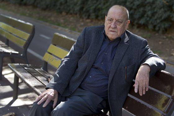 Javier Tomeo, em 2012 (foto: Marce-Lí Saénz / El País)