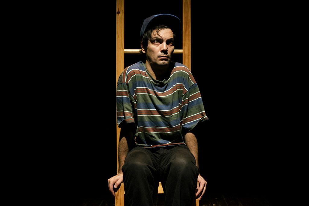"""Igor Lebreaud, """"TOMEO Histórias Perversas"""" (foto: Eduardo Pinto)"""