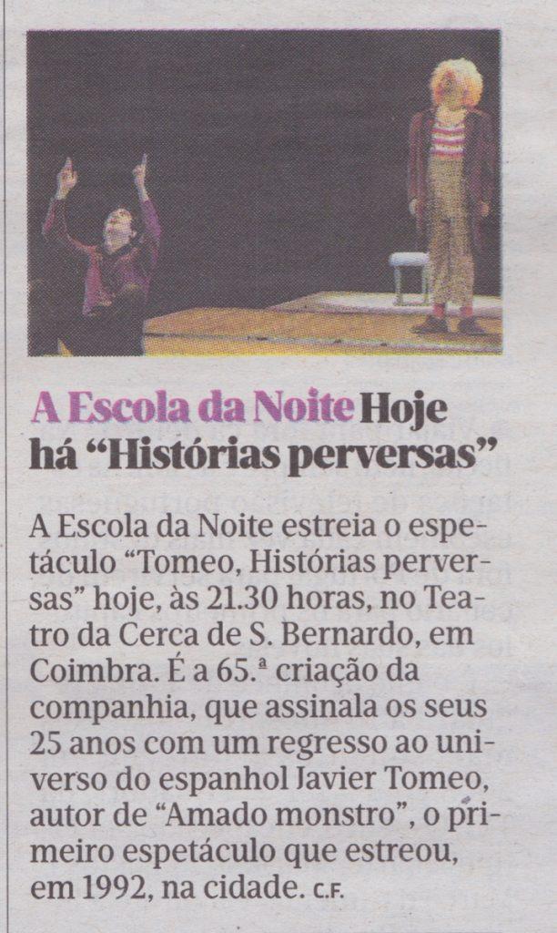 Jornal de Notícias, 14/09/2017