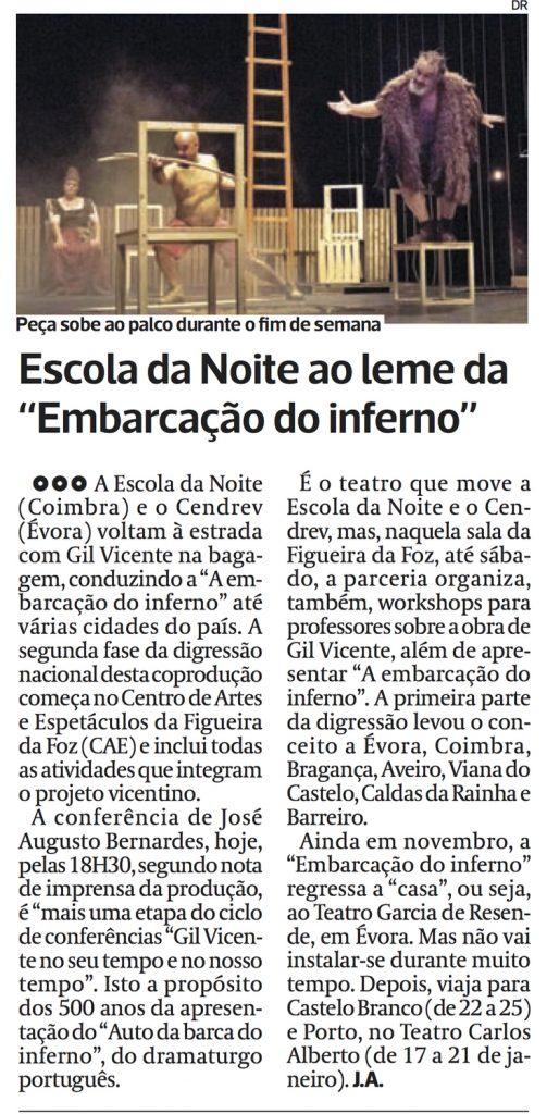 Diário As Beiras, 02/11/2017