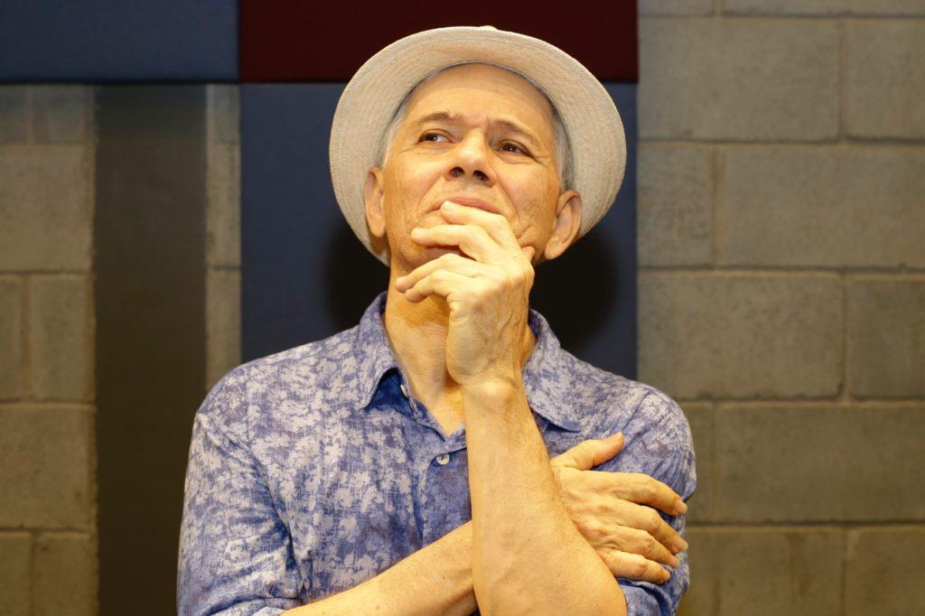 António Nóbrega (foto: Silvia Machado)