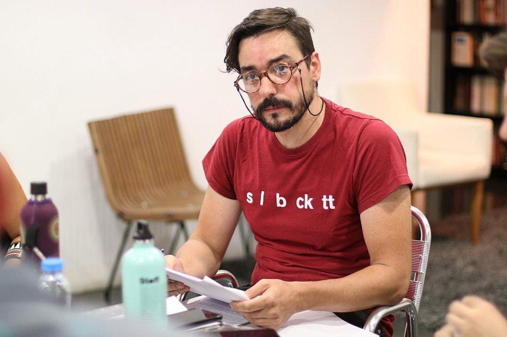 Ricardo Cabaça (foto: Cláudia Morais)