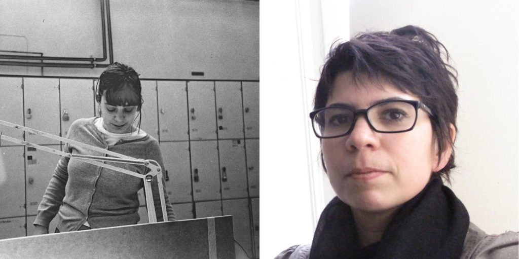 Ana Biscaia e Rachel Caiano