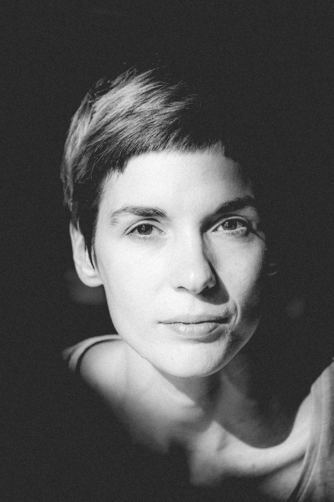 Lígia Soares (foto: Estelle Valente)